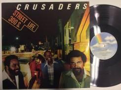 JAZZ! Крузэйдерз / Crusaders - Street Life 300S. - DE LP 1979 фьюжн