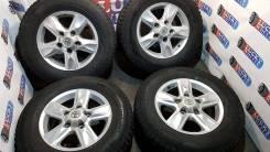 Оригинальный комплект колёс Toyota Land Cruiser200. 8.0x17 5x150.00 ET60 ЦО 110,0мм.