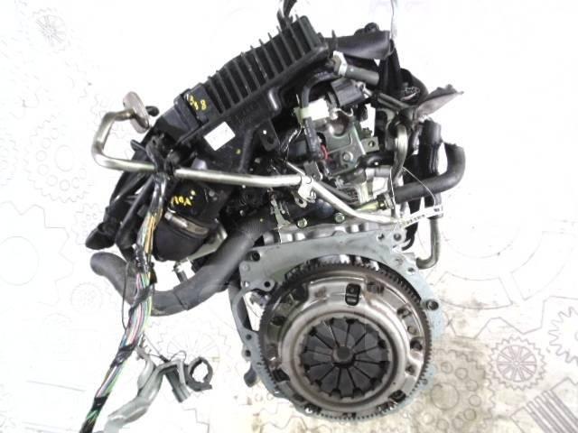 Контрактный (б у) двигатель Мазда 2 2010 г. ZY-VE (ZYVE) 1,5 л бензин