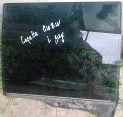 Стекло боковое. Mazda Capella, GW8W Двигатель FPDE