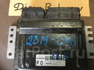 Блок управления двс. Nissan Liberty, RM12 Двигатель QR20DE