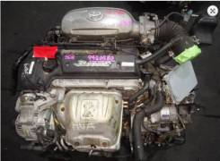Двигатель в сборе. Toyota: Celica, Altezza, Camry, Carina E, Vista, Curren, Carina ED, Corona Exiv, MR2, Corona, RAV4, Caldina Двигатель 3SGE