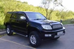 Toyota Hilux Surf. автомат, 4wd, 2.7 (150 л.с.), бензин