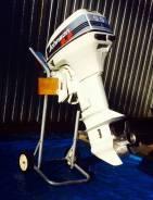 Johnson. 9,90л.с., 2-тактный, бензиновый, нога S (381 мм), Год: 2000 год