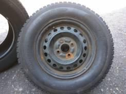 Продам R13 185/70 комплект зимних колес. 5.0x13 4x100.00 ЦО 55,0мм.