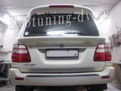 Спойлер под стекло на Toyota Land Cruiser/Cygnus/Lexus LX470 2002-2007