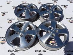 Daihatsu. 4.5x15, 5x100.00, ET45, ЦО 54,0мм.