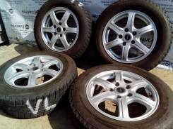 Bridgestone FEID. 6.0x15, 5x114.30, ET45