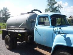 ГАЗ 53. Продам газ ассенизатор, 4 250 куб. см., 4,00куб. м.