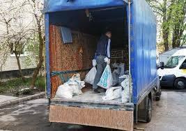 Вывоз строительного мусора от 490 рублей