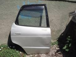 Дверь правая задняя Toyota-Spacio.