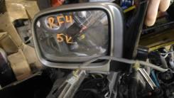 Зеркало заднего вида боковое. Honda Stepwgn, RF4