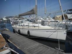 Яхта парусно-моторная Dehler29. Длина 9,00м., Год: 2001 год. Под заказ