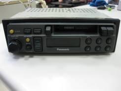 Магнитофон в Авто Кассетный с Радио Panasonic ! Ретро.