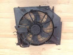 Вентилятор охлаждения радиатора. BMW 3-Series, E46/2, E46/2C, E46/3, E46/4, E46/5 Двигатель N42B20