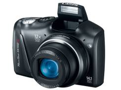 Canon PowerShot SX150 IS. 10 - 14.9 Мп, зум: 12х