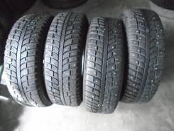 Bridgestone Noranza. Зимние, шипованные, износ: 10%, 4 шт