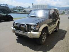 Mitsubishi Pajero. V24WG, 4D56