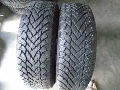 Dunlop SP Arctic M4. Зимние, шипованные, износ: 10%, 2 шт
