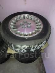 Продам комплект колёс 215/60R16. БП по РФ. x16