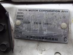 Автоматическая коробка переключения передач. Toyota Harrier, MCU15, MCU15W Двигатель 1MZFE