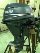 Yamaha. 20,00л.с., 4-тактный, бензиновый, нога S (381 мм), Год: 2014 год