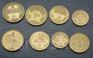 Монеты Египта