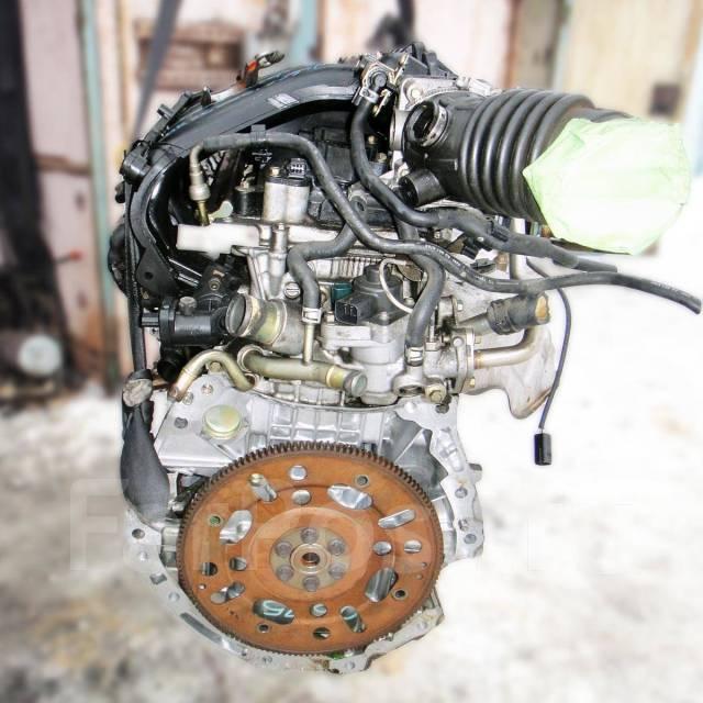 Двигатель 2.0B MR20DE на Nissan