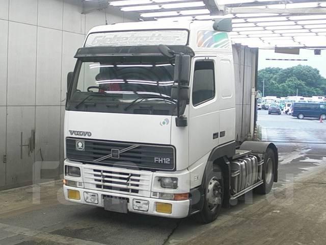 Volvo FH12. Volvo FH 12