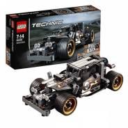 LEGO Игрушка Техник Гоночный автомобиль для побега