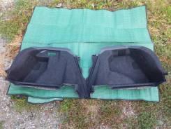 Обшивка багажника. Toyota Corolla Runx, ZZE123