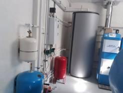 Монтаж систем отопления, котельных , проектирование, автоматизация.