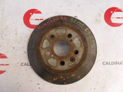 Диск тормозной. Toyota: Caldina, Carina ED, Corona Exiv, Carina, Corona Двигатели: 3SGE, 3SFE, 3SGTE, 2C