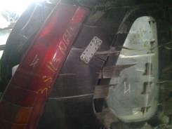 Спойлер на заднее стекло. Mitsubishi RVR, N61W