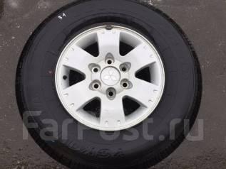 Запасное колесо 265/70R16 на литье R16 6x139.7 Mitsubishi Pajero. 7.0x16 6x139.70 ET46