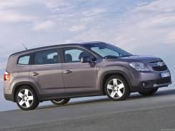 Корректировка пробега Chevrolet Orlando