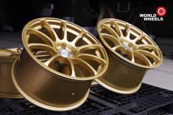Advan Racing RS. 9.5x18, 5x100.00, ET34, ЦО 73,1 мм.