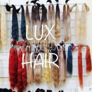 Наращивание волос класса LUX !