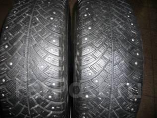BFGoodrich g-Force Stud. Зимние, шипованные, 2012 год, износ: 10%, 2 шт