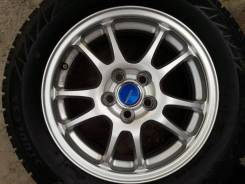 Bridgestone. 6.0x15, 5x100.00, ET45, ЦО 54,1мм.