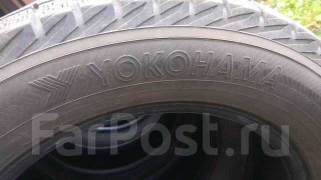 Yokohama Ice Guard IG30. Зимние, без шипов, износ: 30%, 4 шт