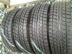 Bridgestone Blizzak Revo2. Зимние, без шипов, износ: 90%, 4 шт