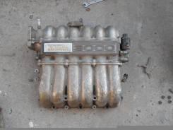 Коллектор впускной. Mitsubishi GTO, Z16A Mitsubishi Debonair, S12AG, S12A Mitsubishi Diamante, F17A Mitsubishi Sigma, F17A Двигатель 6G72