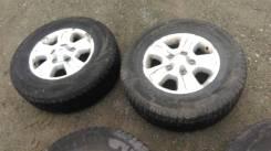 Комплект колес 275/65 R17 Land Cruiser 100. 8.0x17 5x150.00 ET60
