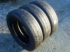 Bridgestone Dueler H/T D687. Всесезонные, износ: 50%, 2 шт