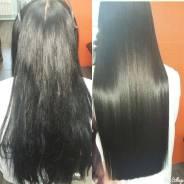 Кератин, ботокс , нанопластика волос