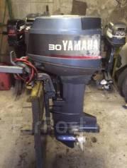 Yamaha. 30,00л.с., 2-тактный, бензиновый, нога L (508 мм), Год: 1998 год