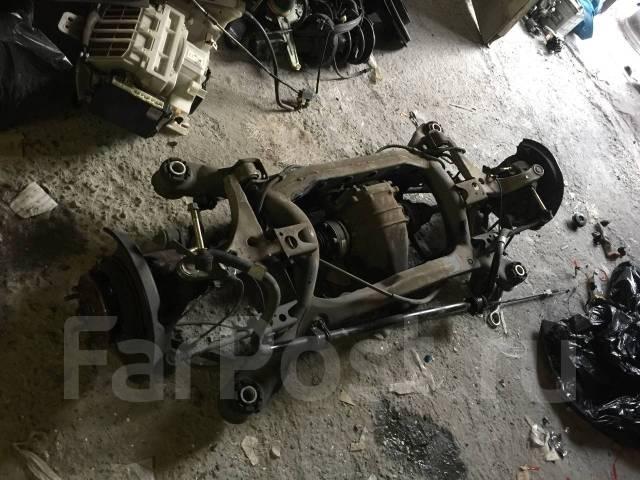 Подвеска. Toyota Celsior, UCF30, UCF31 Lexus LS430, UCF30 Двигатель 3UZFE