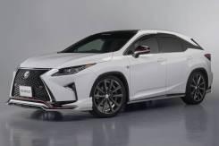 Обвес кузова аэродинамический. Lexus RX350 Lexus RX450h, GYL20W, GYL25, GYL25W Lexus RX200t Двигатели: 2GRFXS, 2GRFXE. Под заказ