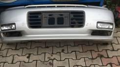 Бампер. Nissan Elgrand, ALE50